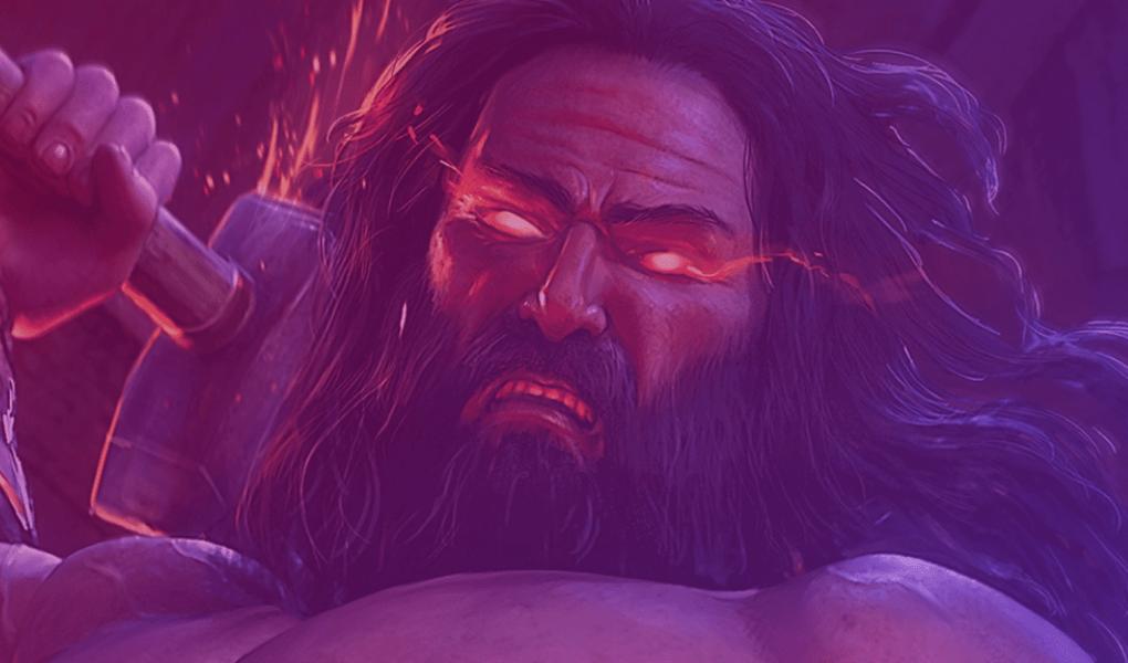 Hefesto, deus da forja