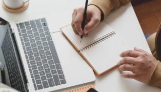 Escrita em dia: alguns exercícios para a prática