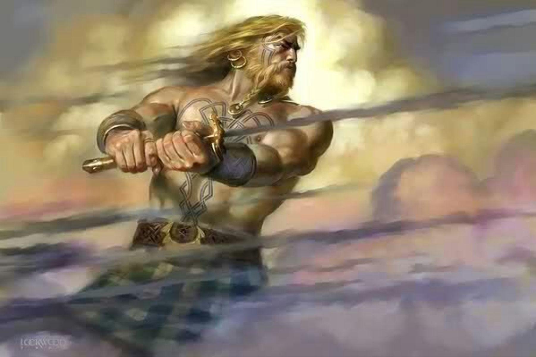 Divindades celtas masculinas – Primeira parte