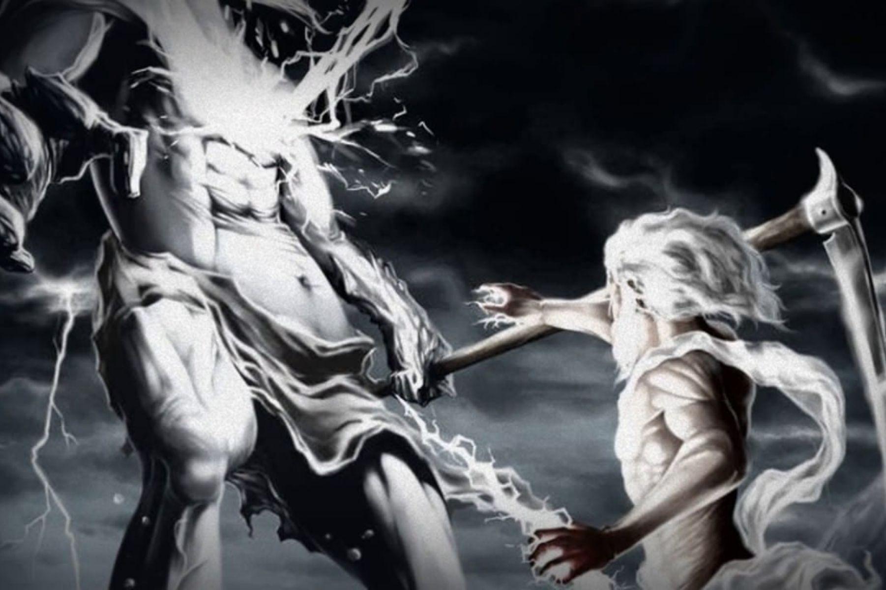 O sexto filho: Zeus vs Cronos