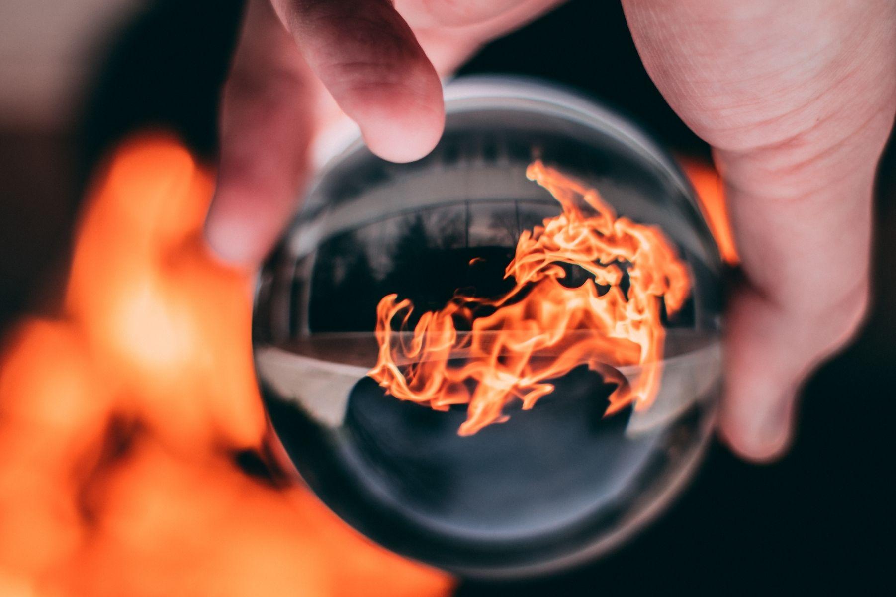 Elemento fogo: o sul da bruxaria
