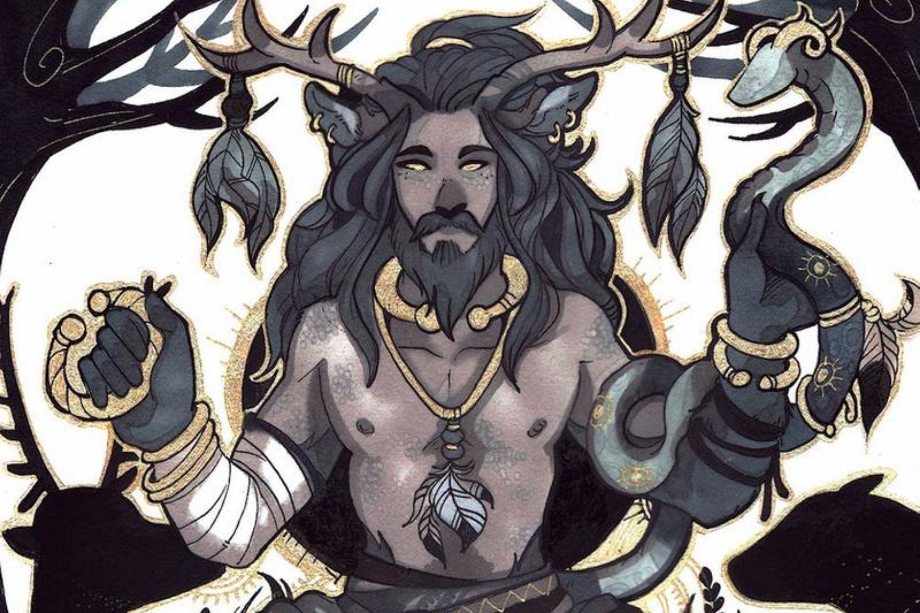 Deuses celtas – Segunda parte
