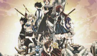 7 animes com conteúdos bruxescos