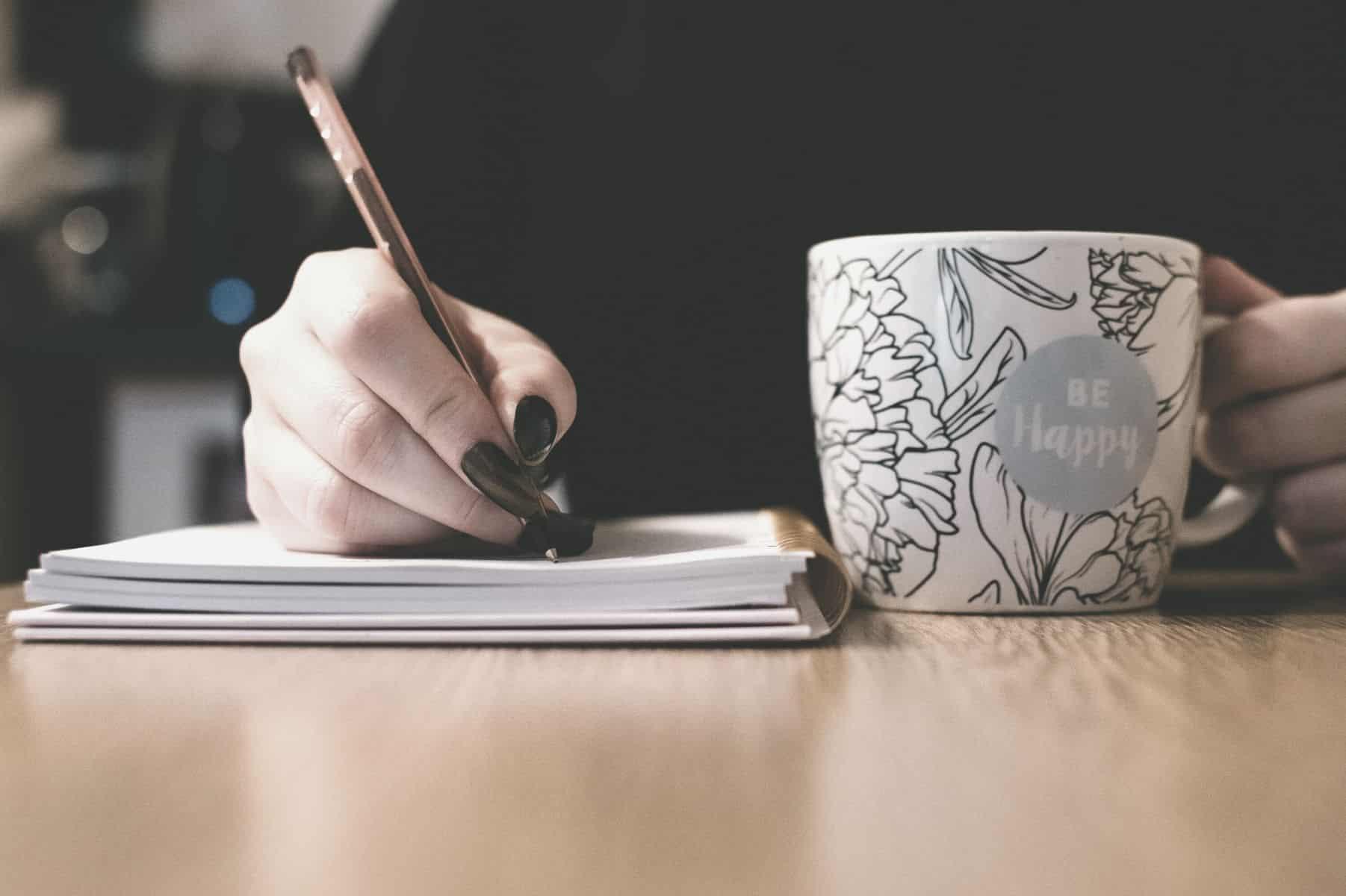 lidando com a ansiedade em escrever