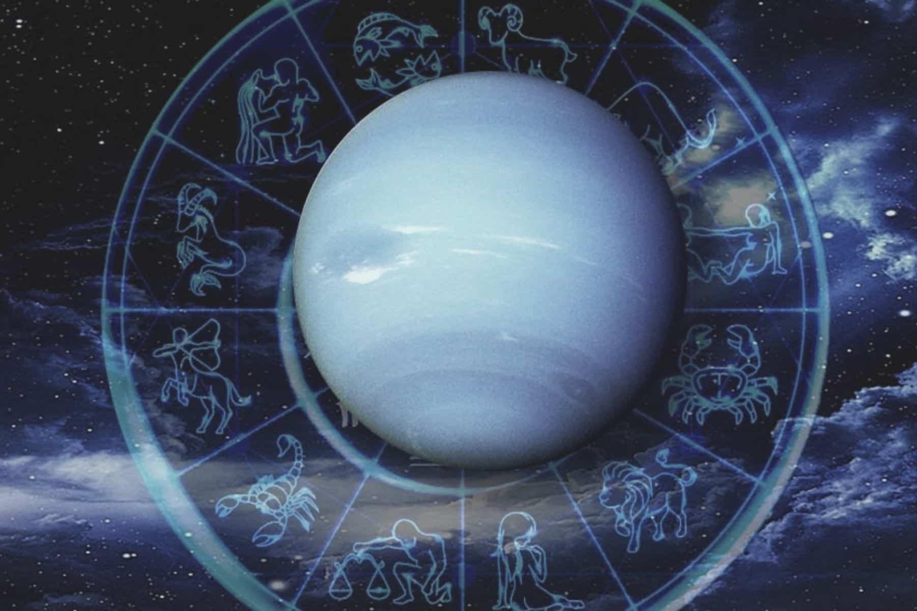 Urano na astrologia